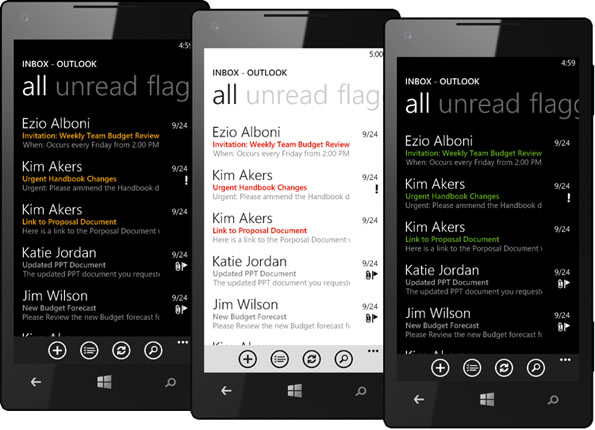 email-and-social-intergration-windows-phone