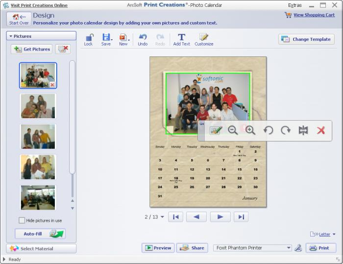 7 most inspiring calendar making software