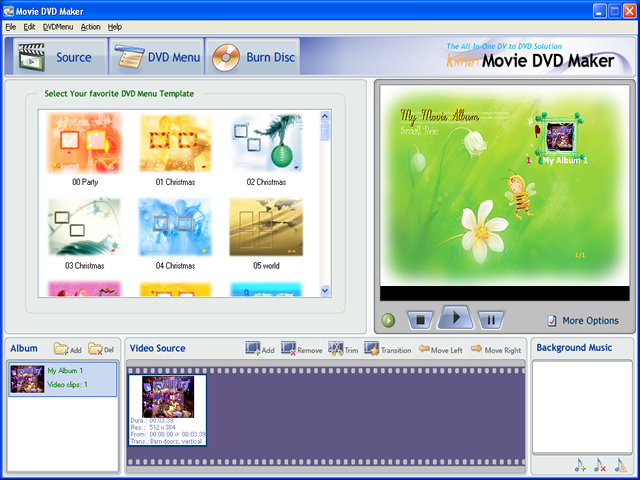 The Most Popular Dvd Maker Software For Windows