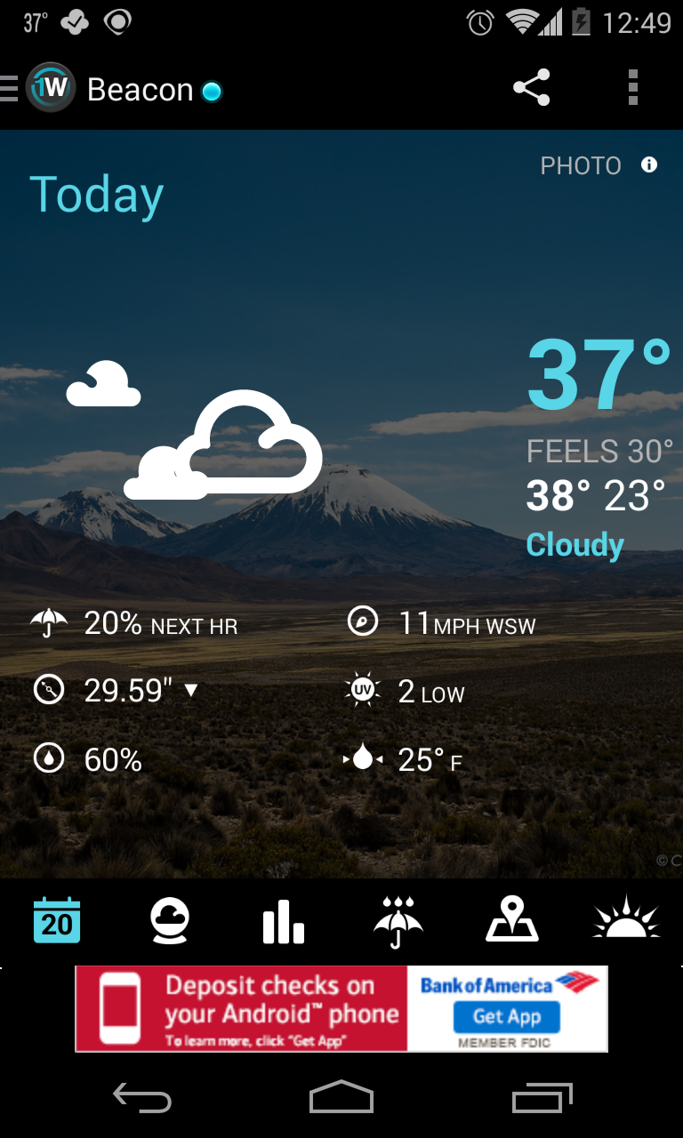 Top 7 Great Weather Apps for Android Phones