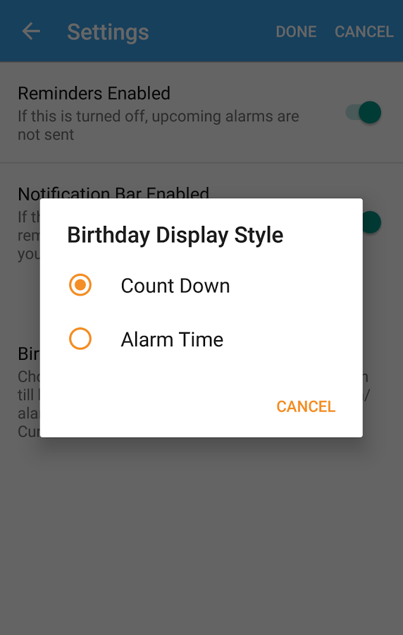 Top 7 Superb Birthday Reminder Apps For Android