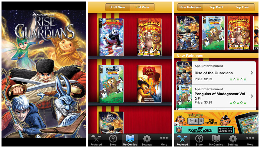Top 7 Interesting Comic Book Reader Apps For Android