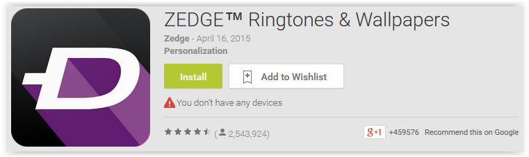 top 7 latest ringtone apps for android phone