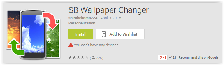 top 7 automatic wallpaper changer apps for android