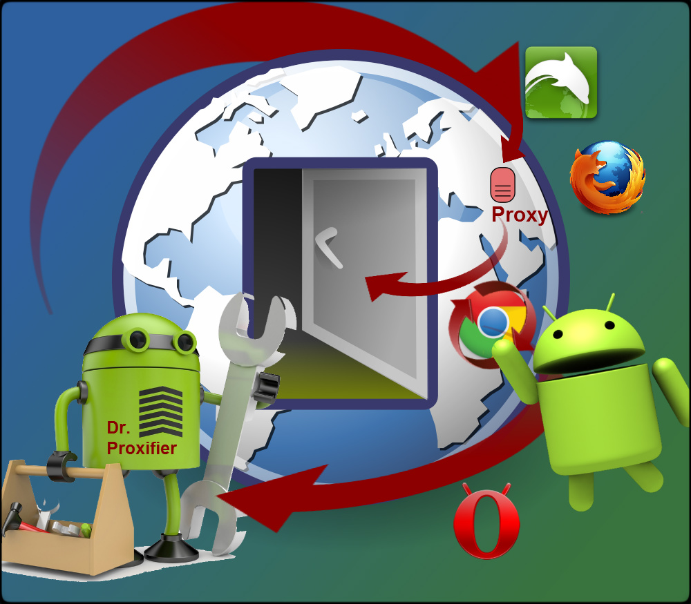 Top 7 Android Proxy Server Apps to Open the Block Websites