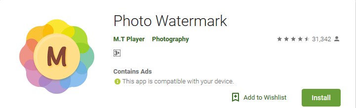 Top 7 Latest Watermark Apps for Android to Protect your
