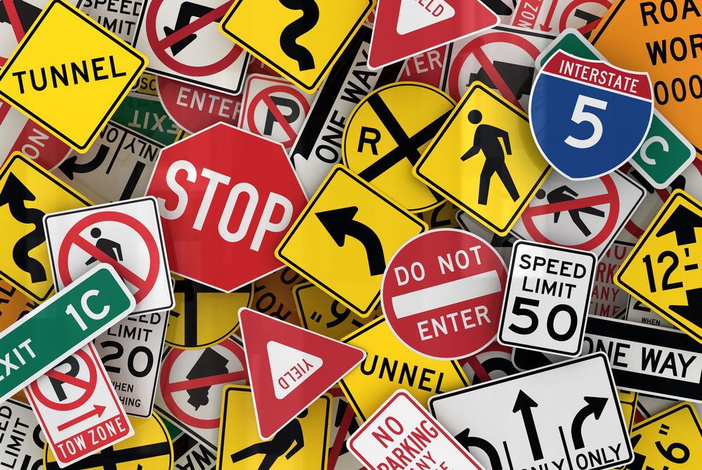 US Road Sign Learning Apps for Android