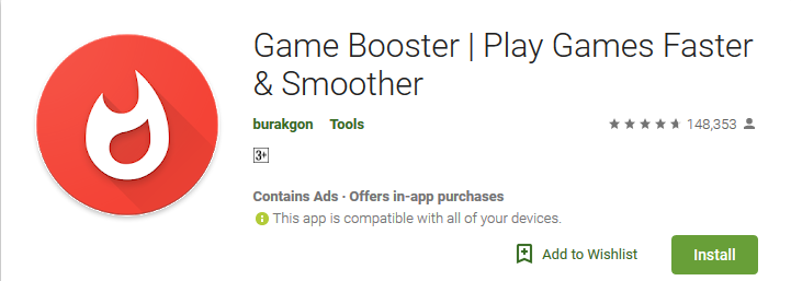 Top 7 Game Booster Apps for Android