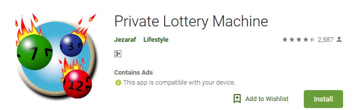 Best Android Numbers Generator Apps for Lottery