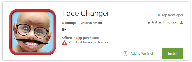 Best Funny Face Changer Apps for Android