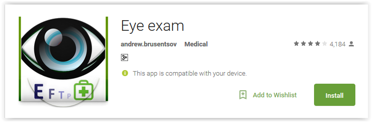 Best Eyesight Test Apps for Android to Improve Vision