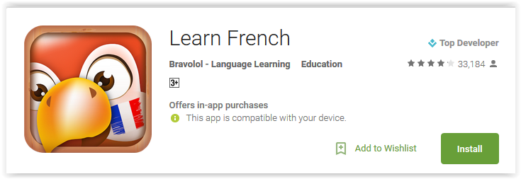 12 of the Best Apps to Learn French - TakeLessons.com