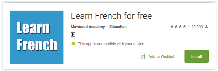 Learn French for free