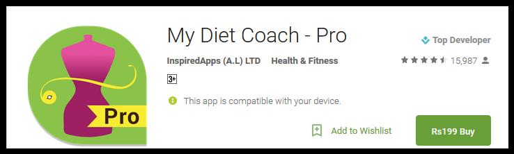 My Diet Coach - Pro