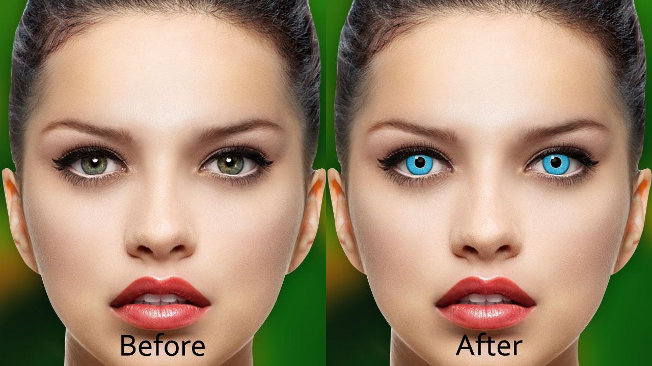 Best Eye Color Changer Apps For Android