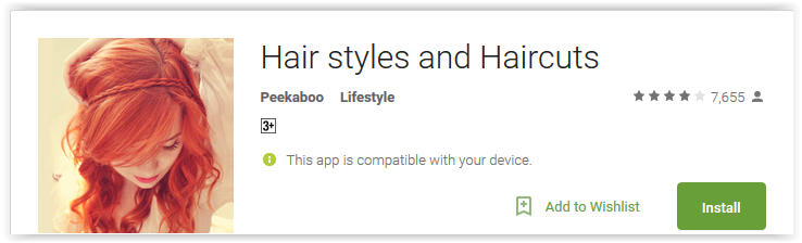 Hair styles and Haircuts