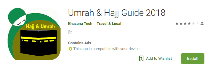 Best Hajj Guide Apps for Android to Help Hajj Pilgrimage