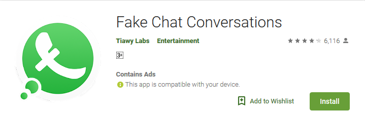 Top 5 Fake Chat Generator Apps for Android