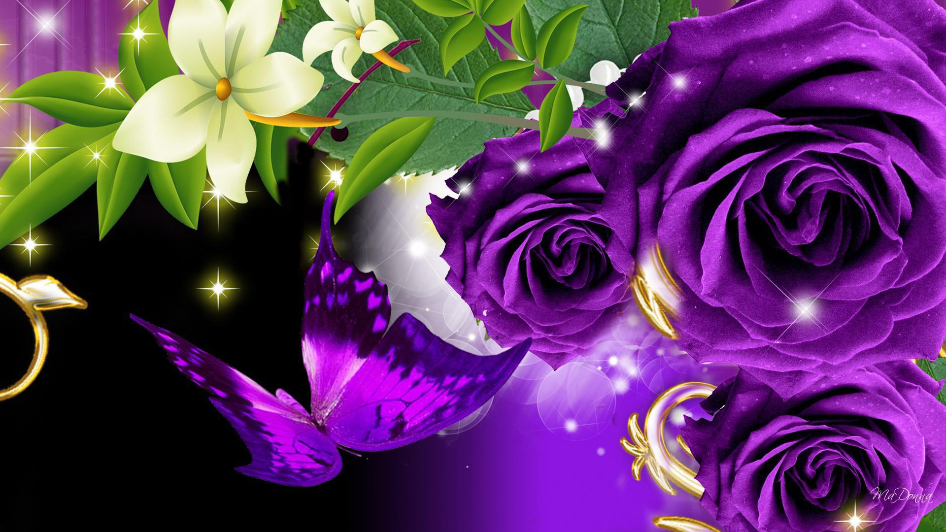 Top 10 beautiful flowers live wallpapers apps for android izmirmasajfo