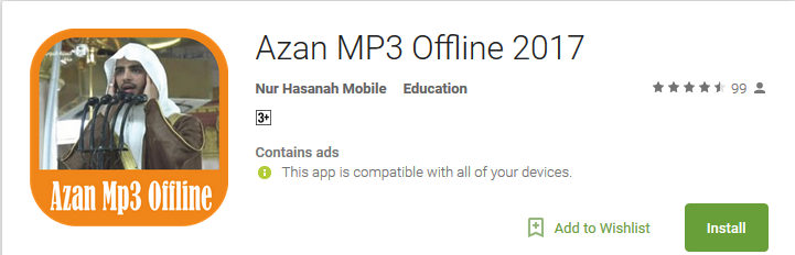 full azan mp3 download apps