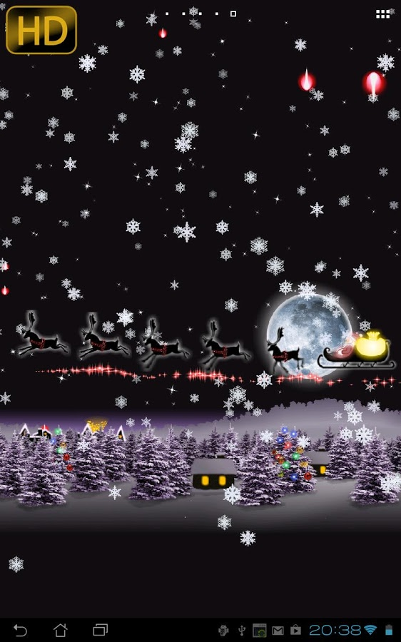 Live Wallpaper Weihnachten.Beautiful Christmas Live Wallpapers For Android