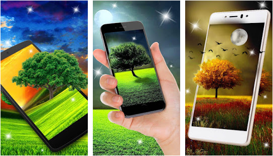 Top 10 Nature Live Wallpaper Apps For Android To Feel Relaxed