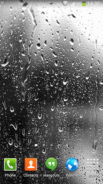 Top 7 Android Rain Live Wallpaper Apps For Rain Lovers