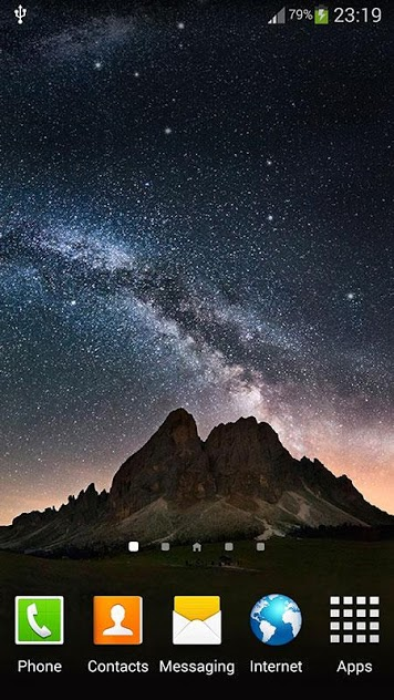 Top 5 Beautiful Sky Live Wallpapers Apps For Android