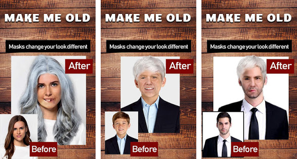 Top 10 Best Age Progression Apps for Android to Look Old